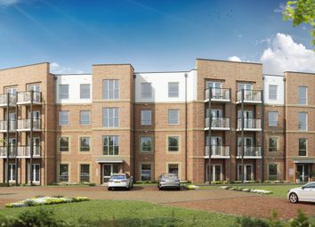 Thumbnail 1 bed flat for sale in Edrich Grange, Crowthorne