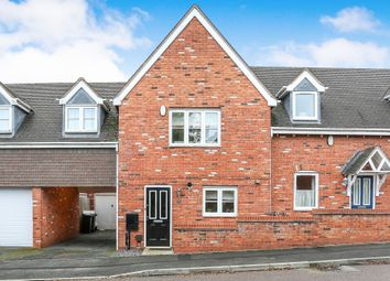 Thumbnail 3 bed terraced house for sale in Grovefield Crescent, Balsall Common, Coventry