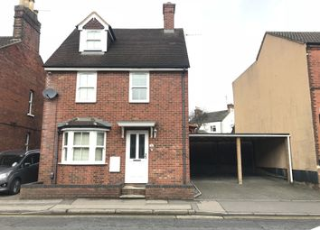 Thumbnail 3 bed detached house to rent in Wing Road, Leighton Buzzard