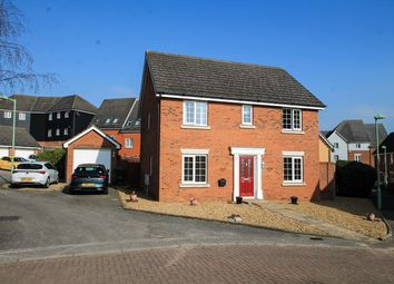 4 bed detached house for sale in Skylark Way, Stowmarket IP14