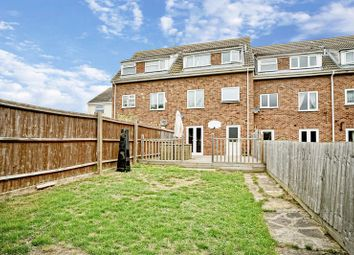Thumbnail 3 bed town house for sale in Windsor Road, Sawtry, Huntingdon