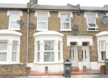 Thumbnail 1 bed terraced house to rent in Stratford, London
