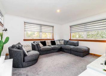 Thumbnail 2 bed flat for sale in Kirkton Place, Village, East Kilbride