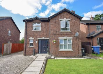 Thumbnail 4 bed detached house for sale in 10 Millhouse Lane, Antrim