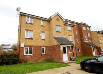 Thumbnail 2 bed flat for sale in Wigston Close, Edmonton