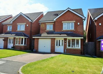 Thumbnail 5 bedroom detached house for sale in Renforth Close, Gateshead
