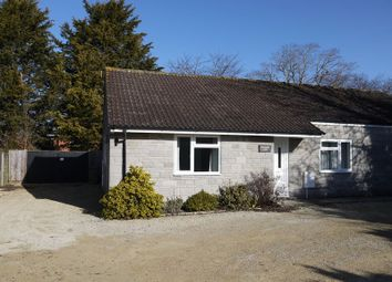 Thumbnail 2 bed semi-detached bungalow to rent in Portway, Street
