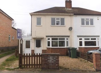 Thumbnail 2 bed property to rent in Gwendolin Avenue, Birstall, Leicester