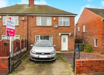 Thumbnail 3 bed semi-detached house for sale in Christchurch Road, Wath-Upon-Dearne, Rotherham