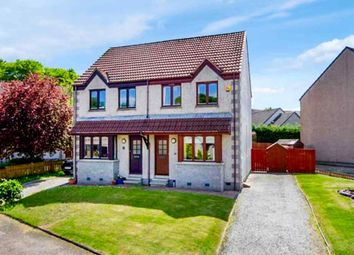 Thumbnail 3 bedroom semi-detached house for sale in Callum Park, Kingswells, Aberdeen