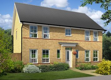 """Thumbnail 4 bedroom detached house for sale in """"Oakhampton"""" at Lanelay Road, Talbot Green, Pontyclun"""