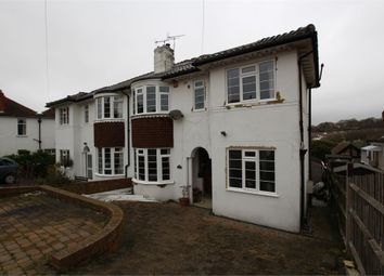 Thumbnail 5 bedroom semi-detached house to rent in Tudor Avenue, St Leonards-On-Sea, East Sussex