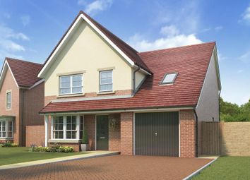 """Thumbnail 4 bed detached house for sale in """"Hertford"""" at Knights Way, St. Ives, Huntingdon"""
