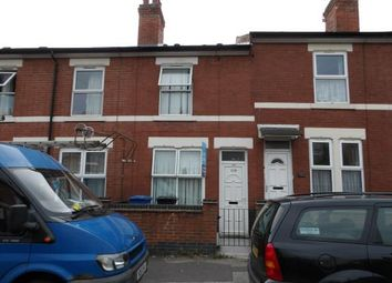 Thumbnail 2 bedroom terraced house for sale in Violet Street, Normanton, Derby, Derbyshire