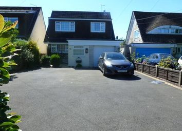 Thumbnail 4 bed detached house for sale in Elm Tree Road Locking, Locking, Weston-Super-Mare