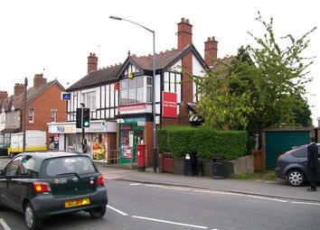 Thumbnail Retail premises for sale in Nuneaton, Warwickshire