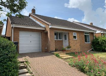 Thumbnail 2 bed detached bungalow for sale in Harlech Close, Toothill, Swindon