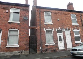 Thumbnail 2 bedroom end terrace house to rent in Prince Street, Pleck, Walsall