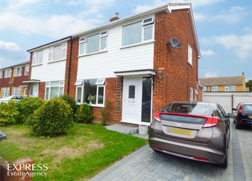 3 bed semi-detached house for sale in Johnson Road, Chelmsford, Essex CM2