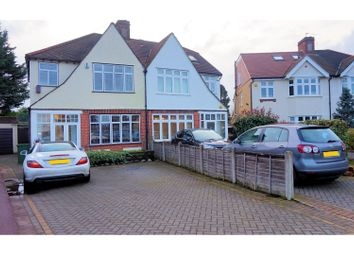 Thumbnail 3 bed semi-detached house for sale in Dunbar Avenue, Beckenham