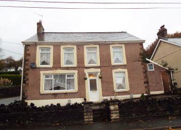 Thumbnail 4 bed detached house for sale in 71 Swansea Road, Pontardawe, Swansea