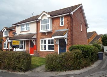 Thumbnail 2 bed terraced house to rent in Kingfisher Way, Romsey