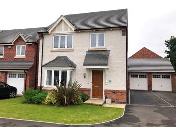 Thumbnail 4 bed detached house for sale in Richardson Way, Langley Country Park, Derby