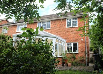 Thumbnail 3 bedroom end terrace house for sale in The Street, Tongham
