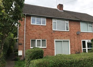 Thumbnail 3 bed maisonette for sale in Coniston Road, Leamington Spa