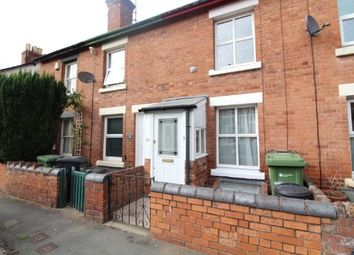 Thumbnail 2 bed terraced house to rent in Cornewall Street, Whitecross, Hereford
