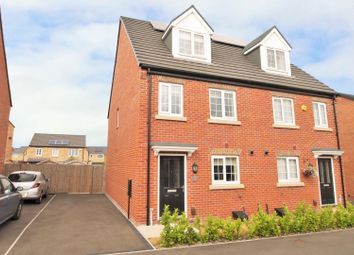Thumbnail 3 bed semi-detached house for sale in Castleton Way, Waverley, Rotherham