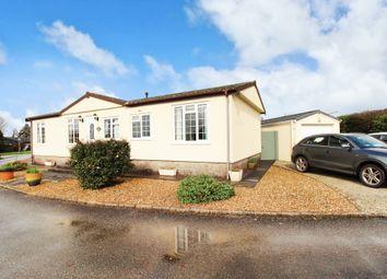 Thumbnail 3 bed mobile/park home for sale in Congdons Shop, Launceston