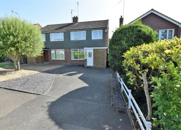 3 bed semi-detached house for sale in Spinney Hill Road, Northampton NN3
