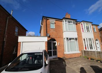 Thumbnail 5 bed semi-detached house to rent in Wathen Road, Leamington Spa