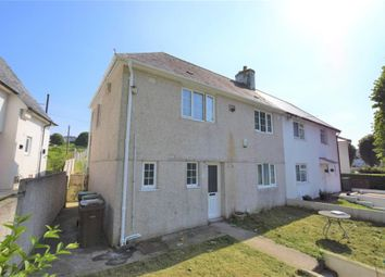 3 bed semi-detached house for sale in North Down Crescent, Plymouth, Devon PL2