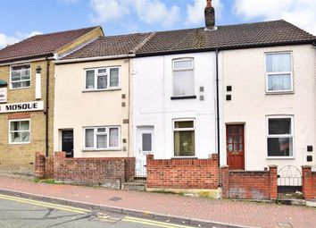 Thumbnail 2 bed terraced house for sale in Chatham Hill, Chatham, Kent