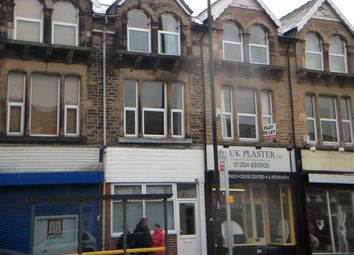 Thumbnail 1 bed flat to rent in Chorley New Road, Horwich, Bolton
