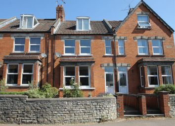 Thumbnail 4 bed terraced house for sale in Portway, Wells