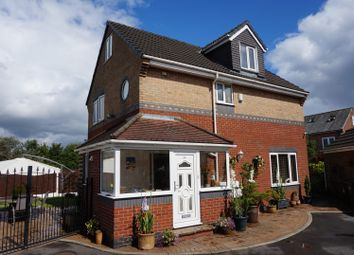 Thumbnail 4 bed detached house for sale in Richards Close, Manchester