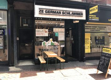 Thumbnail Commercial property for sale in German Restaurant, Bournemouth