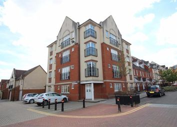 Thumbnail 1 bed flat to rent in Sir John Fogge Avenue, Repton Park, Ashford, Kent