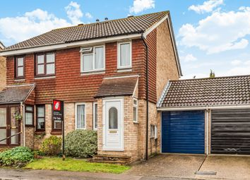Thumbnail 2 bed semi-detached house for sale in Bremner Close, Swanley