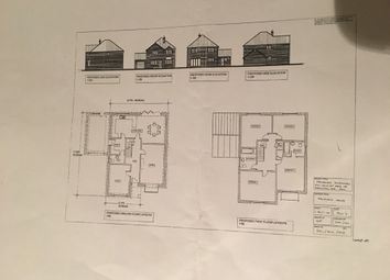 Thumbnail 4 bedroom detached house for sale in Land For Sale Eglinton Avenue, Hull, North Humberside