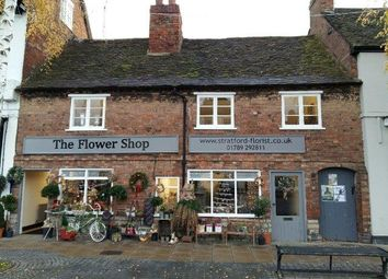 Thumbnail Retail premises for sale in Stratford-Upon-Avon, Warwickshire