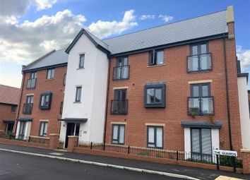 Thumbnail 2 bed flat for sale in Piper House, The Guards, Folkestone