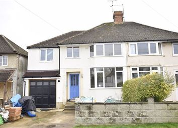 Thumbnail 5 bedroom semi-detached house for sale in Netherwoods Road, Headington, Oxford