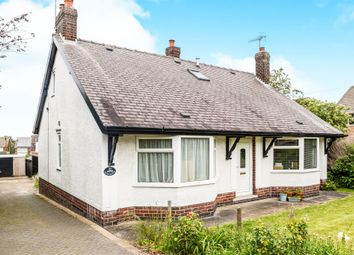Thumbnail 3 bed detached house for sale in Queen Victoria Road, New Tupton, Chesterfield