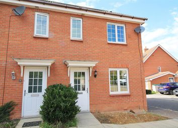 Thumbnail 3 bedroom semi-detached house to rent in Broomley Green Lane, Bury St. Edmunds
