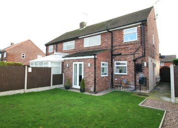 Thumbnail 3 bed semi-detached house for sale in Bakestone Moor, Whitwell Moor, Worksop, Derbyshire