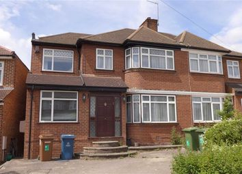 Thumbnail 4 bed semi-detached house for sale in Kynance Gardens, Stanmore